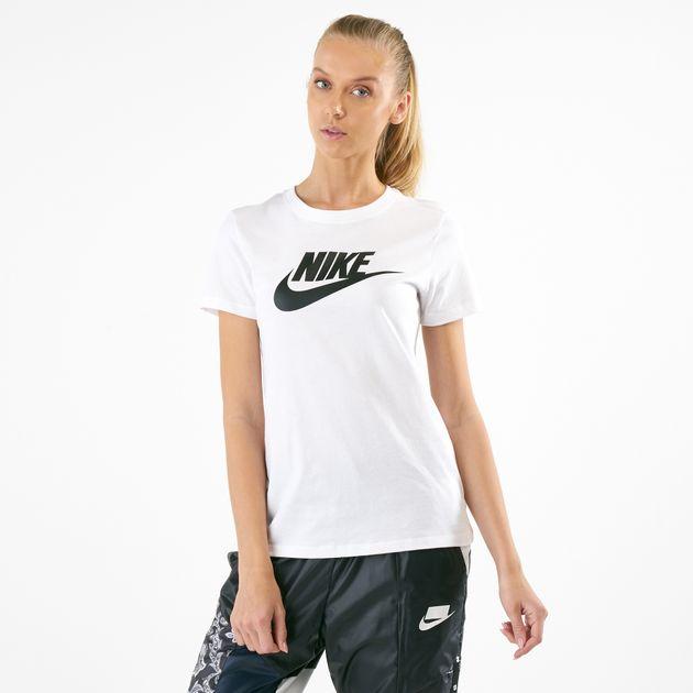 7d8f26c9e8fe9 Nike Women's Sportswear Essential T-Shirt | T-Shirts | Tops ...
