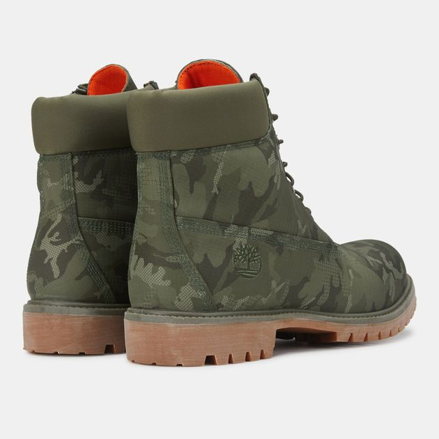 Timberland 6 Inch Premium Fabric Boot  043a81cfde2