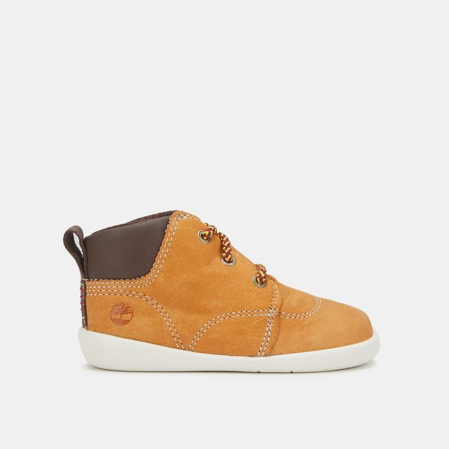 Timberland Kids' Tree Sprout Lace Bootie Shoe | Casual Shoes
