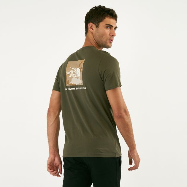 68dc58a98 The North Face Men's Redbox T-Shirt