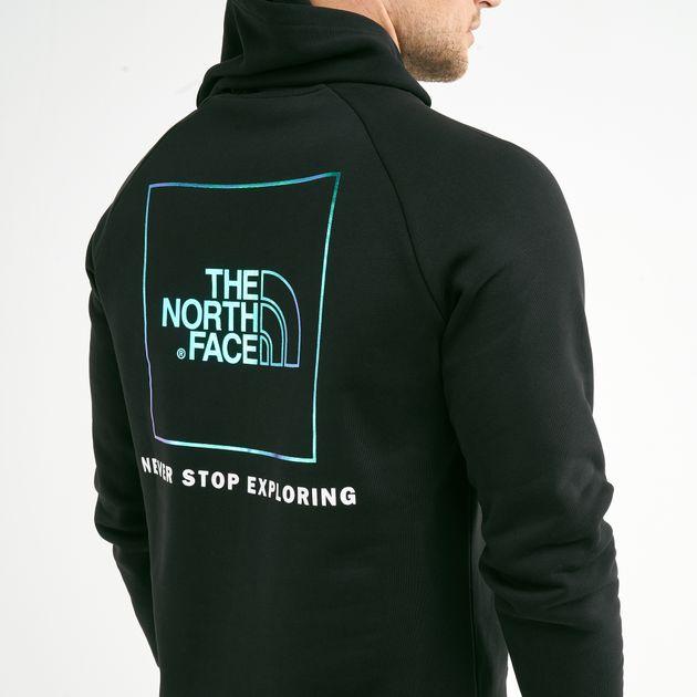 50c37f3a7 The North Face Men's Raglan Redbox Hoodie