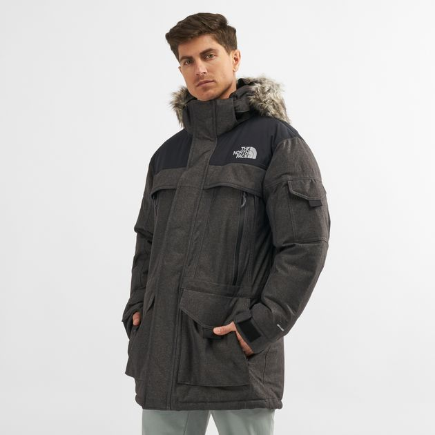 7e6cff6426fa Shop Grey The North Face McMurdo Parka 2