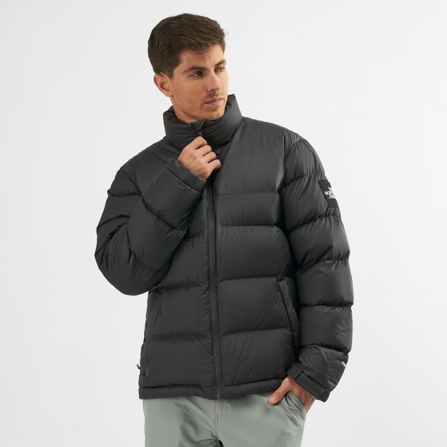 fcbf1a2e4 Shop Grey The North Face 1992 Nuptse Jacket | Jackets | Clothing ...