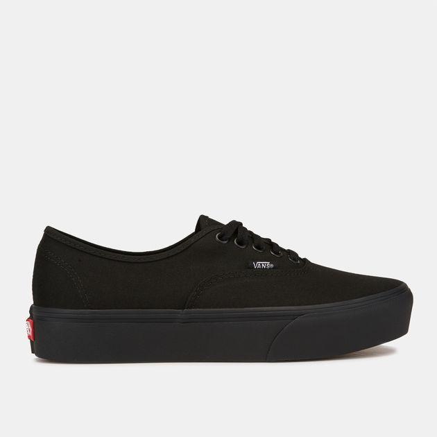 15889a2fd46 Vans Authentic Platform Shoe