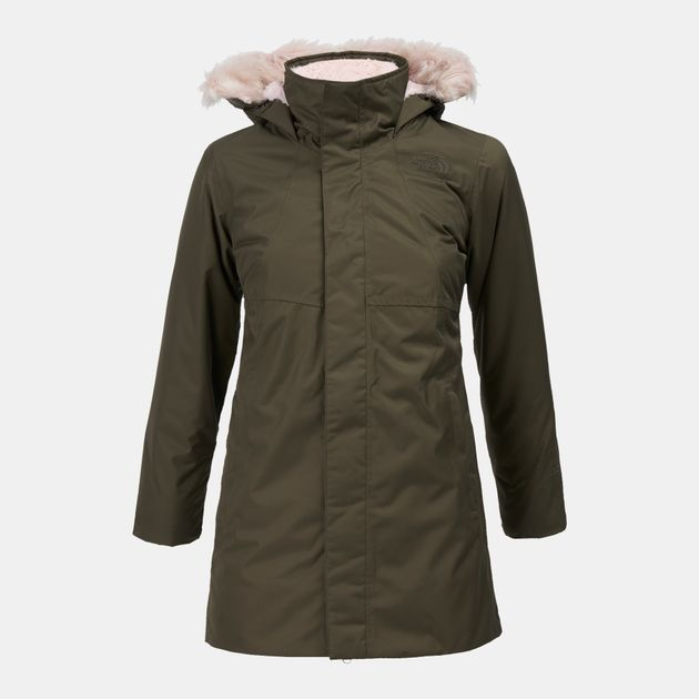 35e35e587 The North Face Kids' Arctic Swirl Down Parka | Jackets | Clothing ...