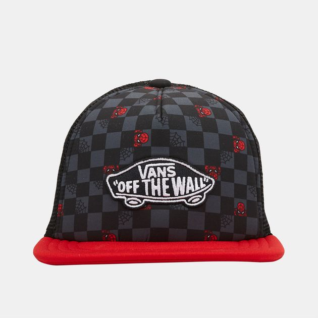 Vans Kids  x Marvel Classic Patch Trucker Hat - Multi 5bfe96ca7