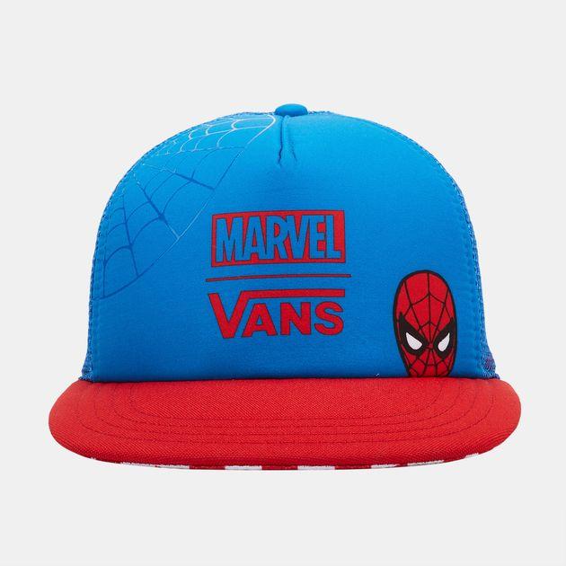 Vans x Marvel Trucker Hat - Multi e21af3b1dc8