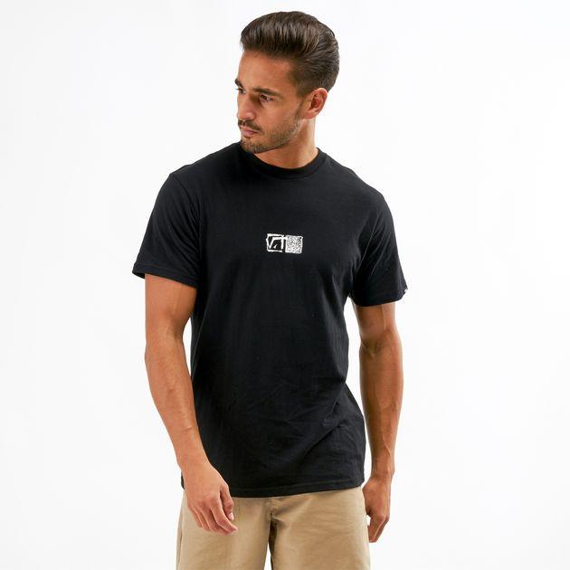 2b8fc1da072c61 Shop Black Vans Vintage Square Root T-Shirt