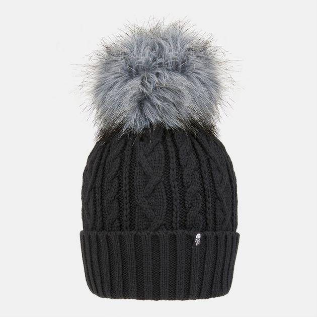 853b17b27 The North Face Oh-Mega Fur Pom Beanie