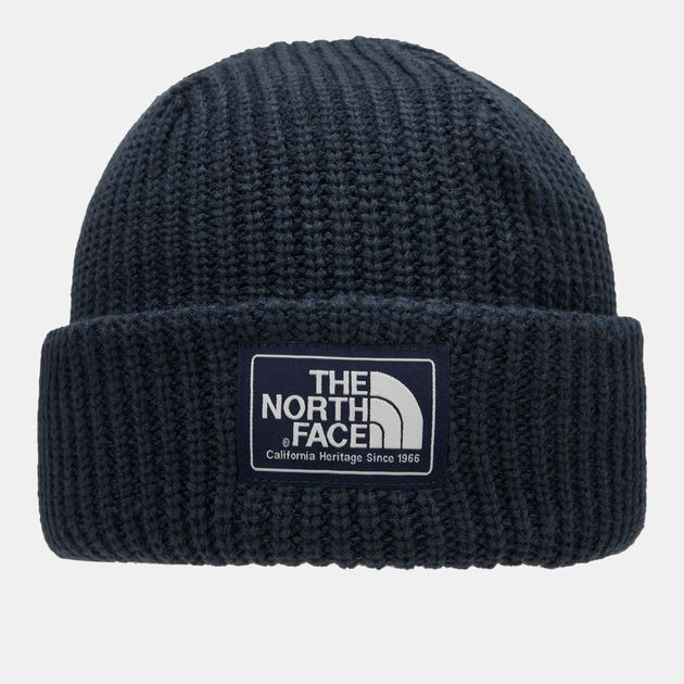 74553046e4f Shop Blue The North Face Salty Dog Beanie