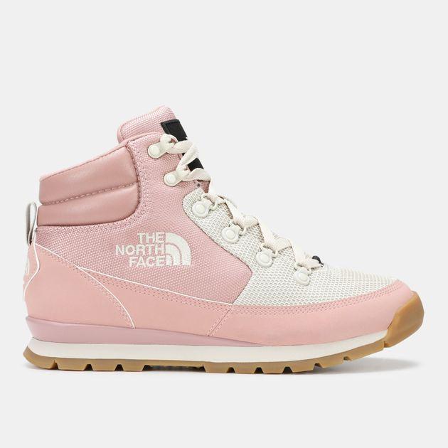 259b4e8e4 Shop Pink The North Face Back-To-Berkeley Redux Remtlz Mesh Shoe ...