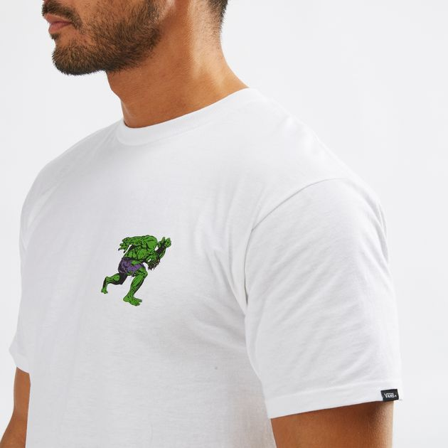 1512dac7fe Vans X Marvel Characters Hulk T-Shirt | T-Shirts | Tops | Clothing ...