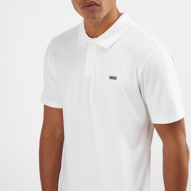 1df30b462e Vans Classic Polo T-Shirt | Polo Shirts | Tops | Clothing | Men'S ...