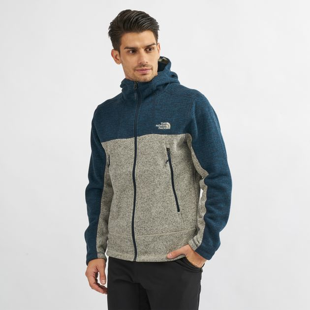 348b8b4f1984 Shop Multi The North Face Full Zip Glacier Alpine Hoodie