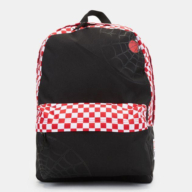 Vans x Marvel Realm Backpack - Black dc965b09165fa
