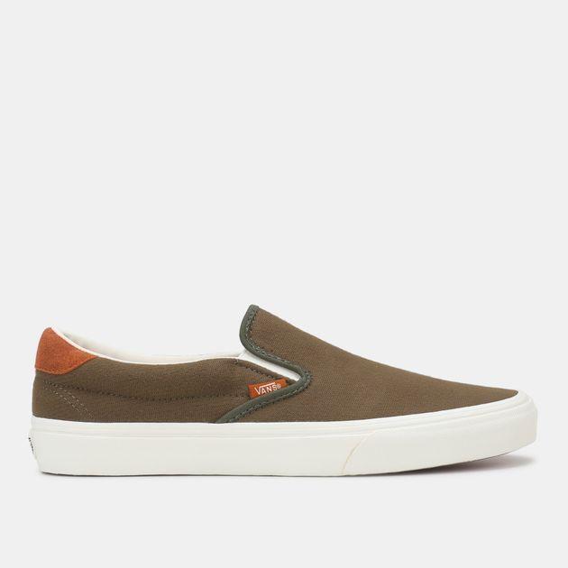 01aeee0cc5 Vans C L Slip-On 59 Shoe