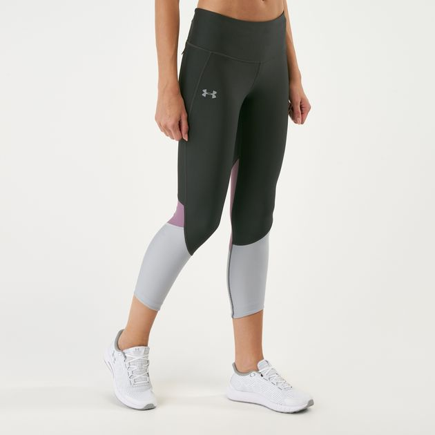 72597fc096cfc Under Armour Women's Fly Fast Cropped Leggings | Capri Leggings ...