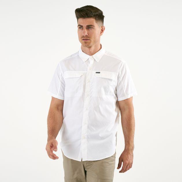772dee27fa7 Columbia Men's Silver Ridge™ 2.0 Short Sleeve Shirt | Shirts | Tops ...