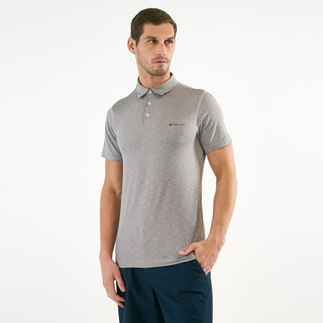 26b070a4073 Columbia Men's Tech Trail™ Polo T-Shirt | Polo Shirts | Tops ...