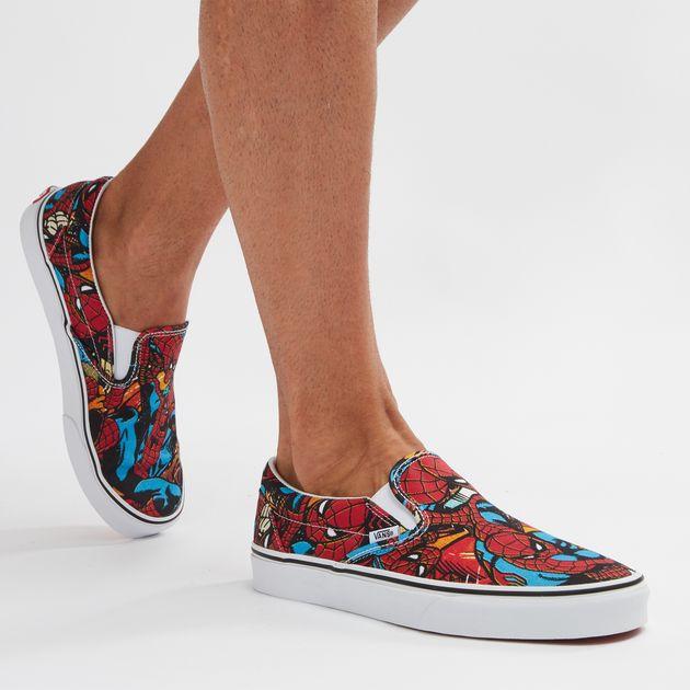 d2c81d768fce56 Vans x Marvel Slip-On Shoe
