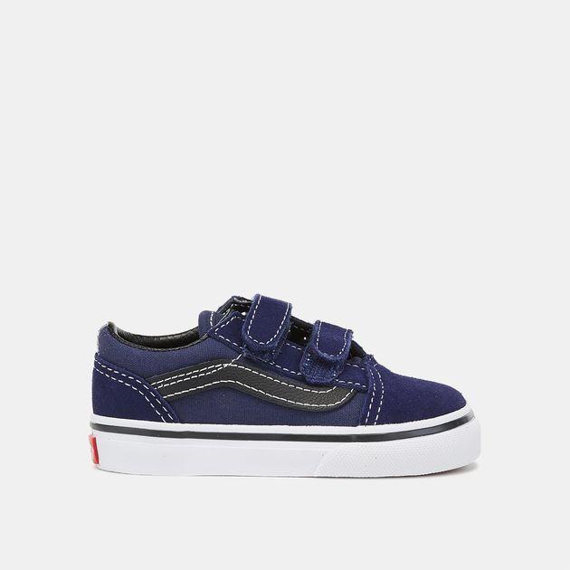 Vans Kids' Old Skool Shoe - Toddler