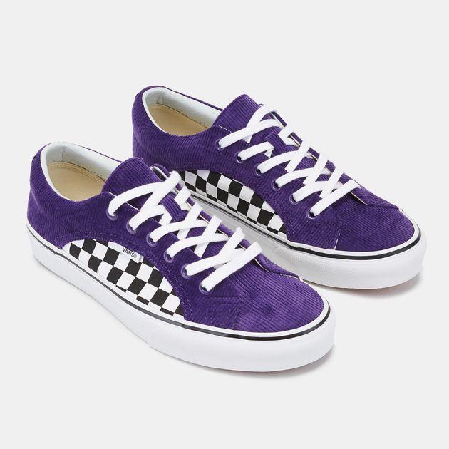 a7f98aff2fcc04 Multi Vans Checker Cord Lampin Shoe
