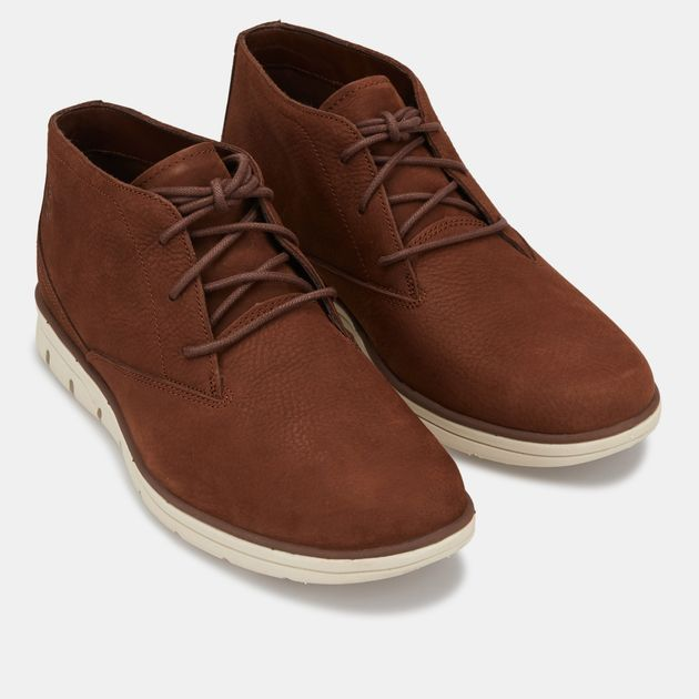 Timberland Men's Bradstreet Plain Toe Chukka Shoes