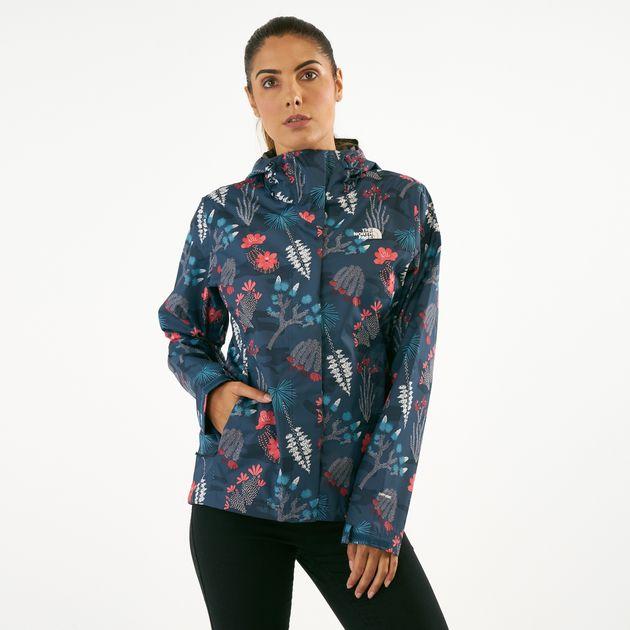 f7aa61a7fb2a The North Face Women's Print Venture Rain Jacket