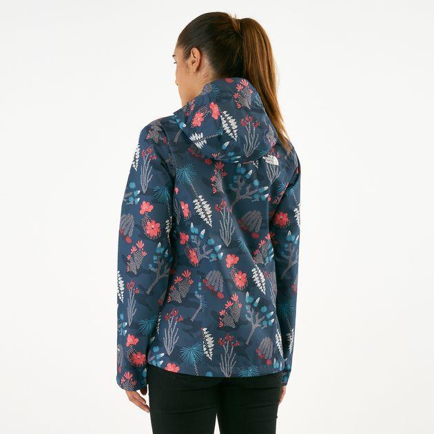 85f7d34fc The North Face Women's Print Venture Rain Jacket