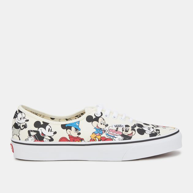 6cedbdf747a5af Vans x Disney Mickey Mouse Authentic Shoe