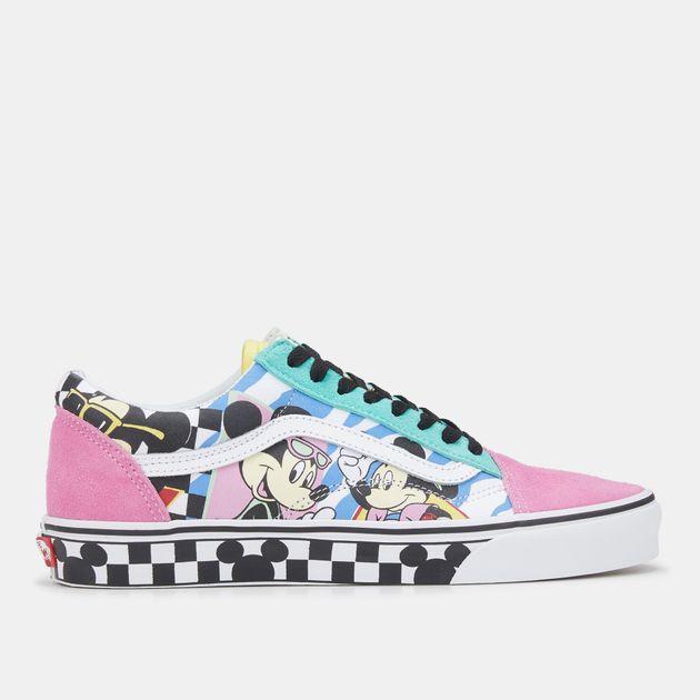 6fedd0be277 Vans x Disney Mickey Mouse Old Skool V Shoe