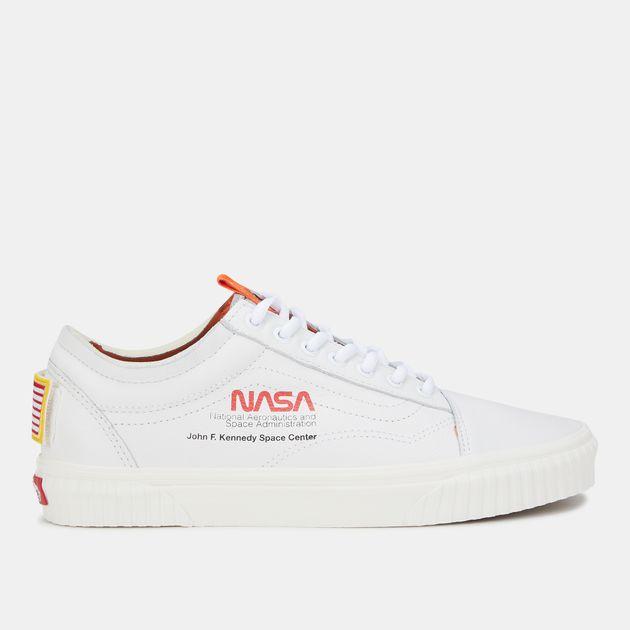 b3f87327a6fe7 Vans X Nasa Old Skool Space Voyager Shoe