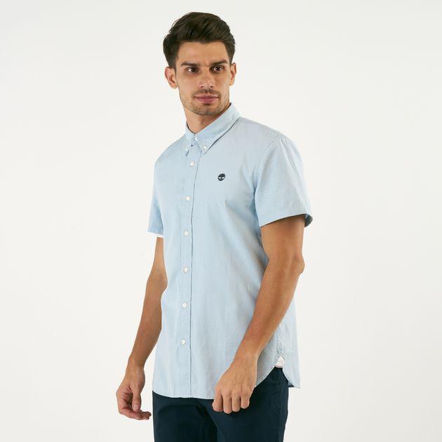 171639af4 قميص ميلفورد سوليد اوكسفورد من تمبرلاند للرجال | قمصان للرجال ...