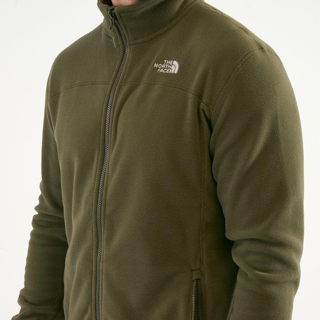 2aafd4af8 The North Face Men's 100 Glacier Full Zip Jacket