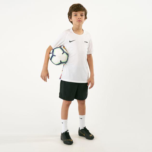 7a6f0714a Nike Kids' Dri-FIT Mercurial Football T-Shirt (Older Kids) | T ...