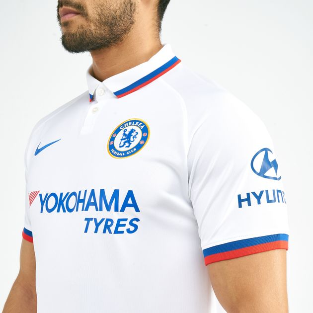 new product a4c05 24579 Nike Men's Chelsea FC Stadium Away Jersey T-Shirt -2019/20