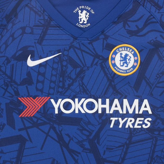 new product f7b11 8fea0 Nike Kids' Chelsea Home Kit -2019/20 (Baby and Toddler)