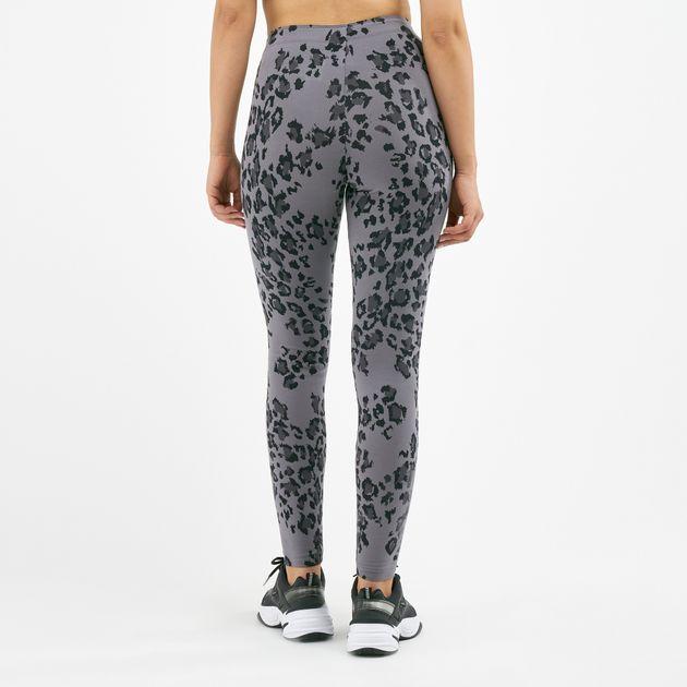 8aa77141c35c Nike Women's Sportswear Leopard Print Leggings   Full Length ...