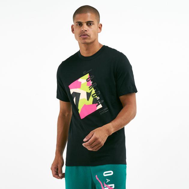 new photos 017f0 c05fc Jordan Men s Sportswear Pattern T-Shirt, 1667672