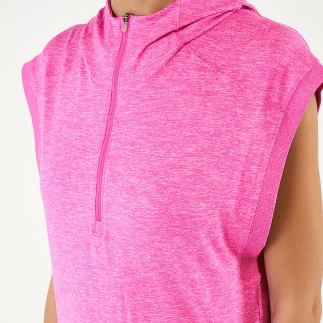 high fashion new styles detailed look Nike Women's Element Surf Sleeveless Hoodie