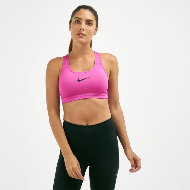 b285cd867 Nike Women's Swoosh Medium Support Sports Bra | Medium Support ...