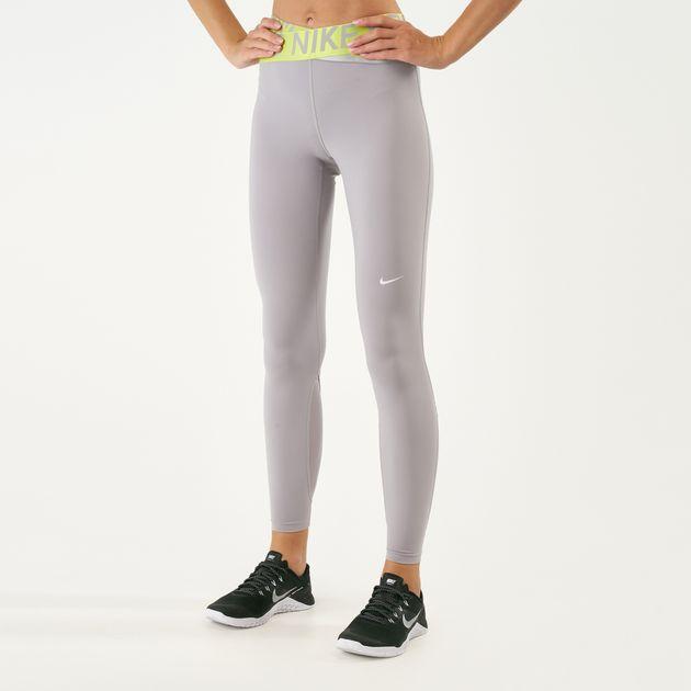 033fb50506f791 Nike Women's Pro Intertwist 2.0 Leggings | Full Length Leggings ...