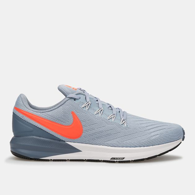 newest b14d4 26b2f Nike Men's Air Zoom Structure 22 Shoe