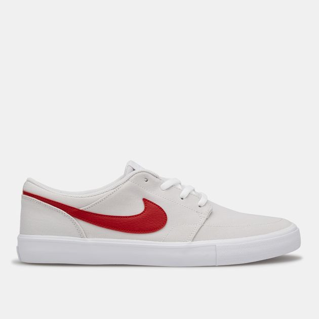 5548389845 Nike Men's SB Portmore 2 Solarsoft Shoe