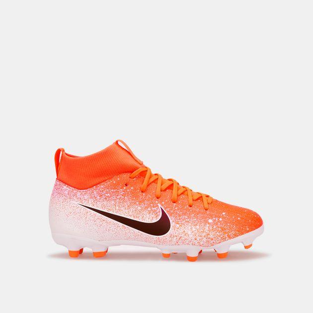 best cheap 69f18 7b3b8 Nike Kids' Superfly 6 Academy Multi Ground Football Shoe (Older Kids)