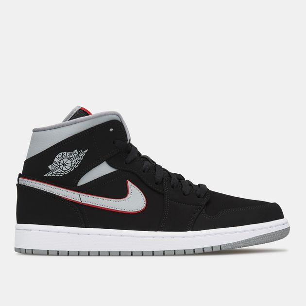 buy popular c4fb9 8a5dc Jordan Men's Air Jordan 1 Mid Shoe