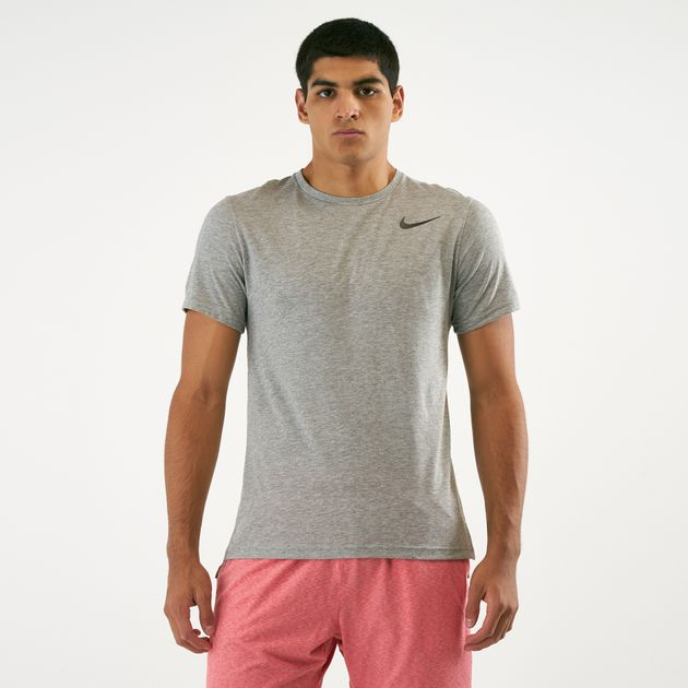 d0656832b Nike Men's Breathe Hyper Dry T-Shirt | T-Shirts | Tops | Clothing ...