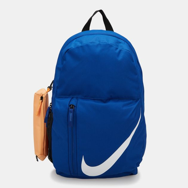 1ba9e174bd518 حقيبة الظهر ايليمنتال من نايك للاطفال - أزرق