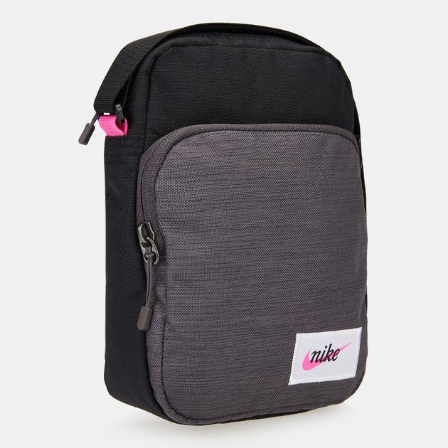 7546c75485 Nike Heritage Small Item Cross Body Bag - Black