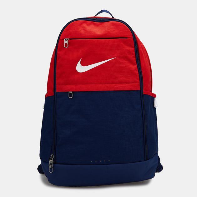 ae4c7b259a2f8 Nike Brasilia XL Backpack - Red
